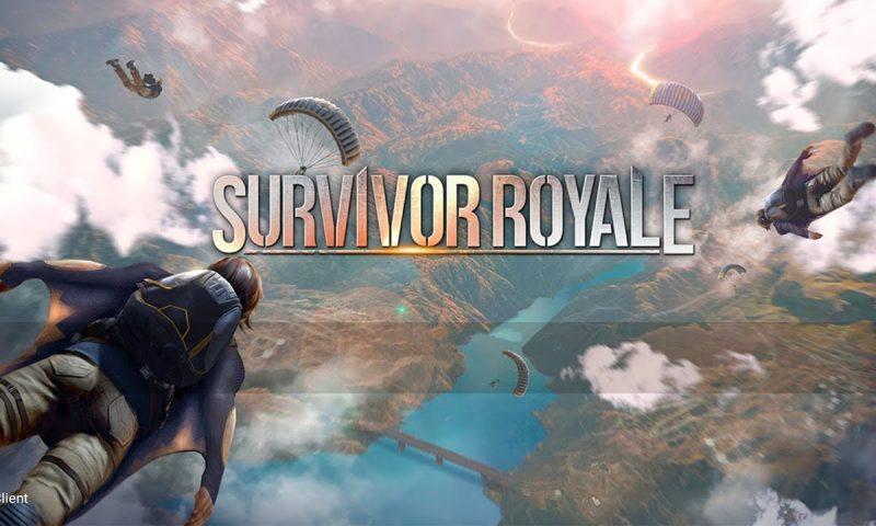ฟินข้ามปี Survivor Royale ท้านรกซอมบี้ ปาร์ตี้ x 100