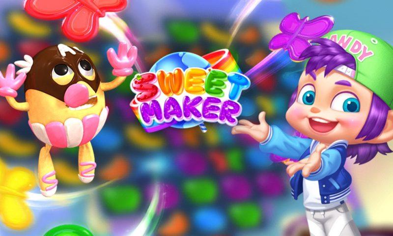 Sweet Maker เกมเรียงเพชรตัวใหม่ ชูฟีเจอร์เจ๋งให้สร้างด่านเองได้