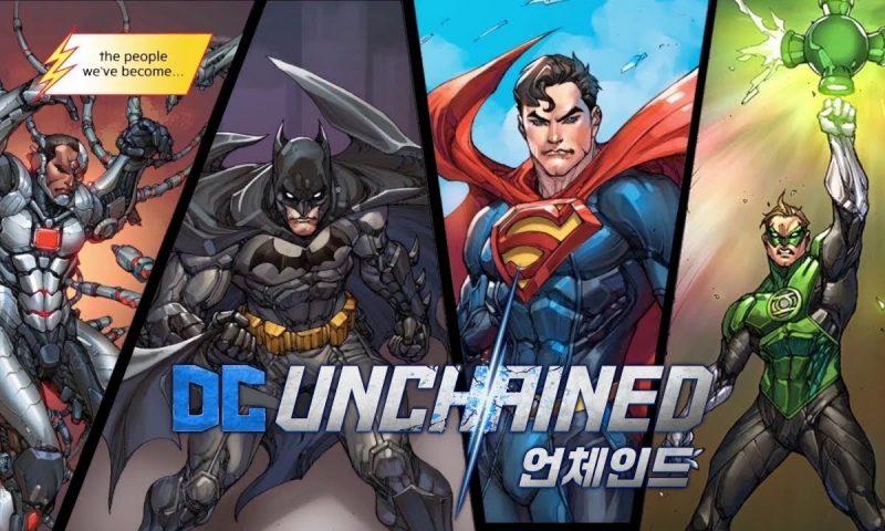 โหลดเลย DC Unchained ลงสโตร์ไทยแล้วจ้า