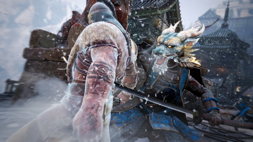 for honor winter 01