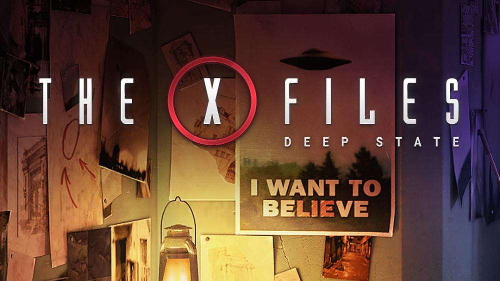 x files deep state