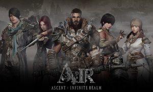 Ascent: Infinite Realm ลุยตลาดโลกตามรอย Black Desert