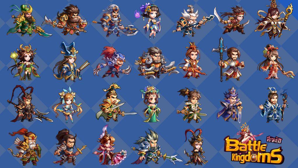 Battle Kingdoms release 01