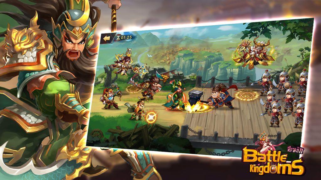 Battle Kingdoms release 02