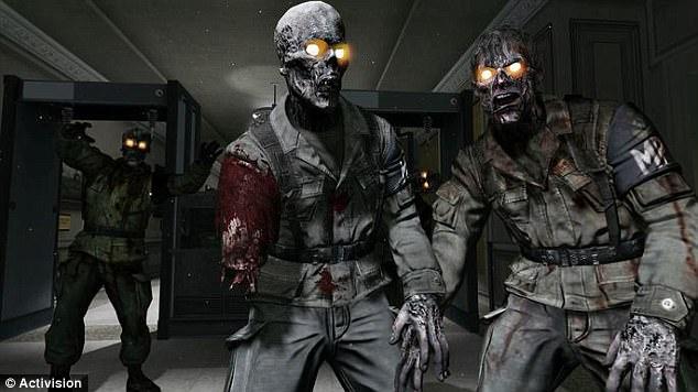 Call of Duty WWII Nazi Zombie 02