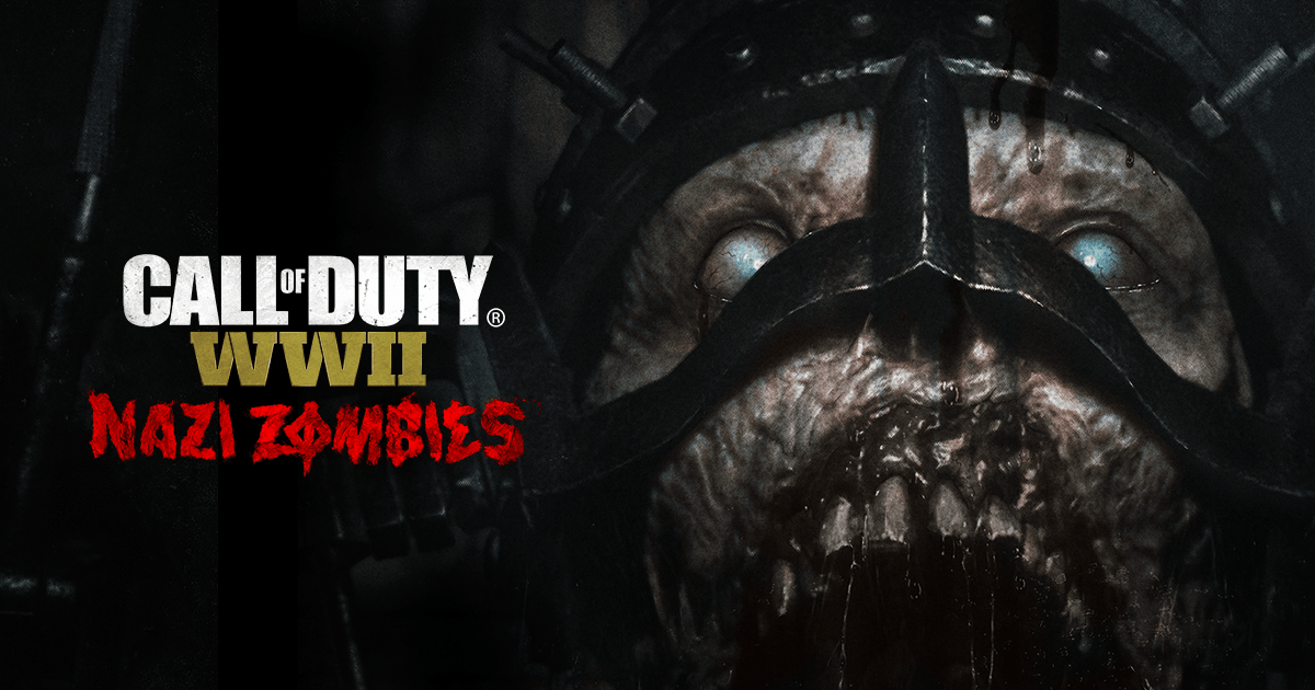 Call of Duty WWII Nazi Zombie 05