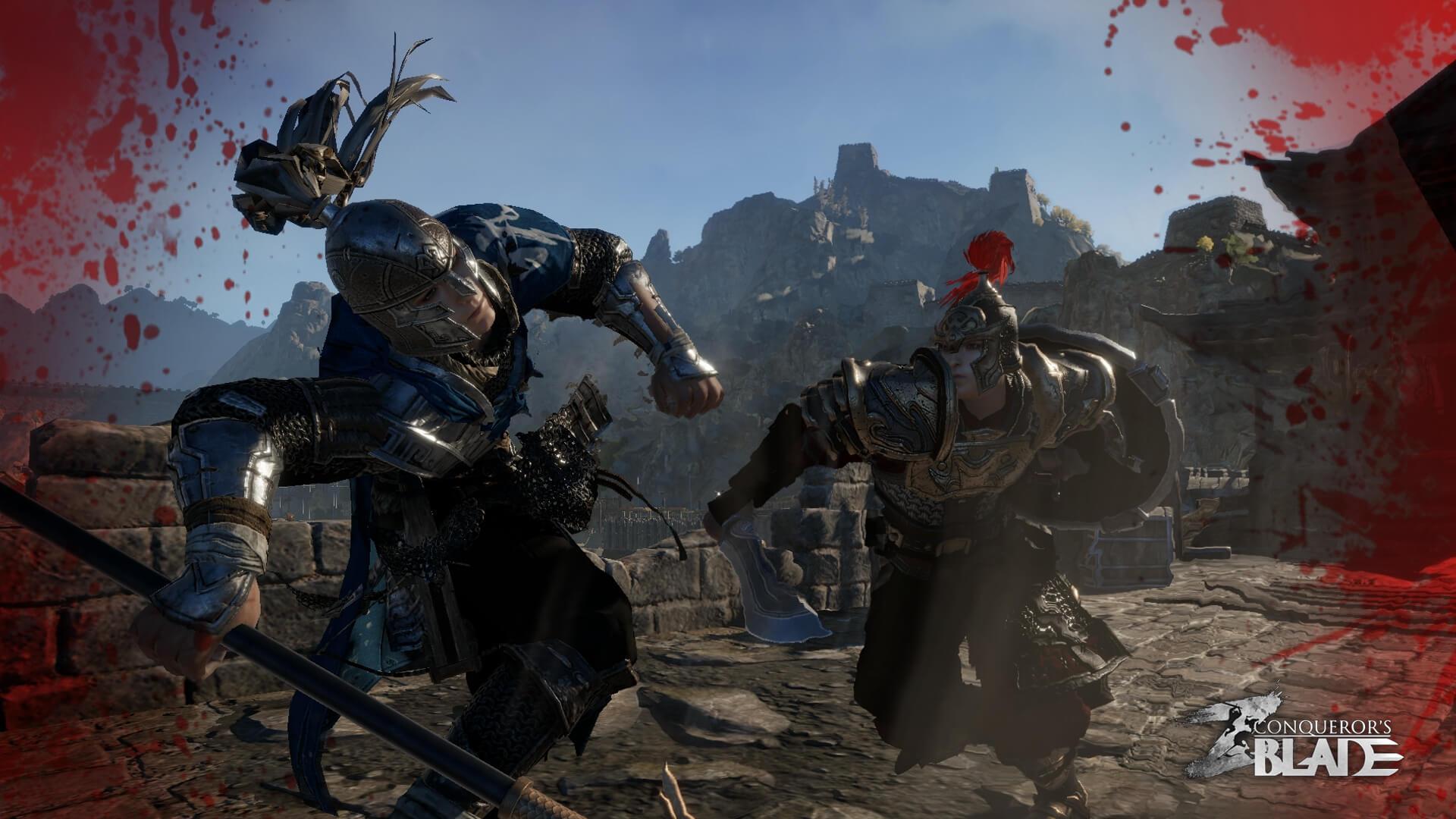 Conquerors Blade beta 02