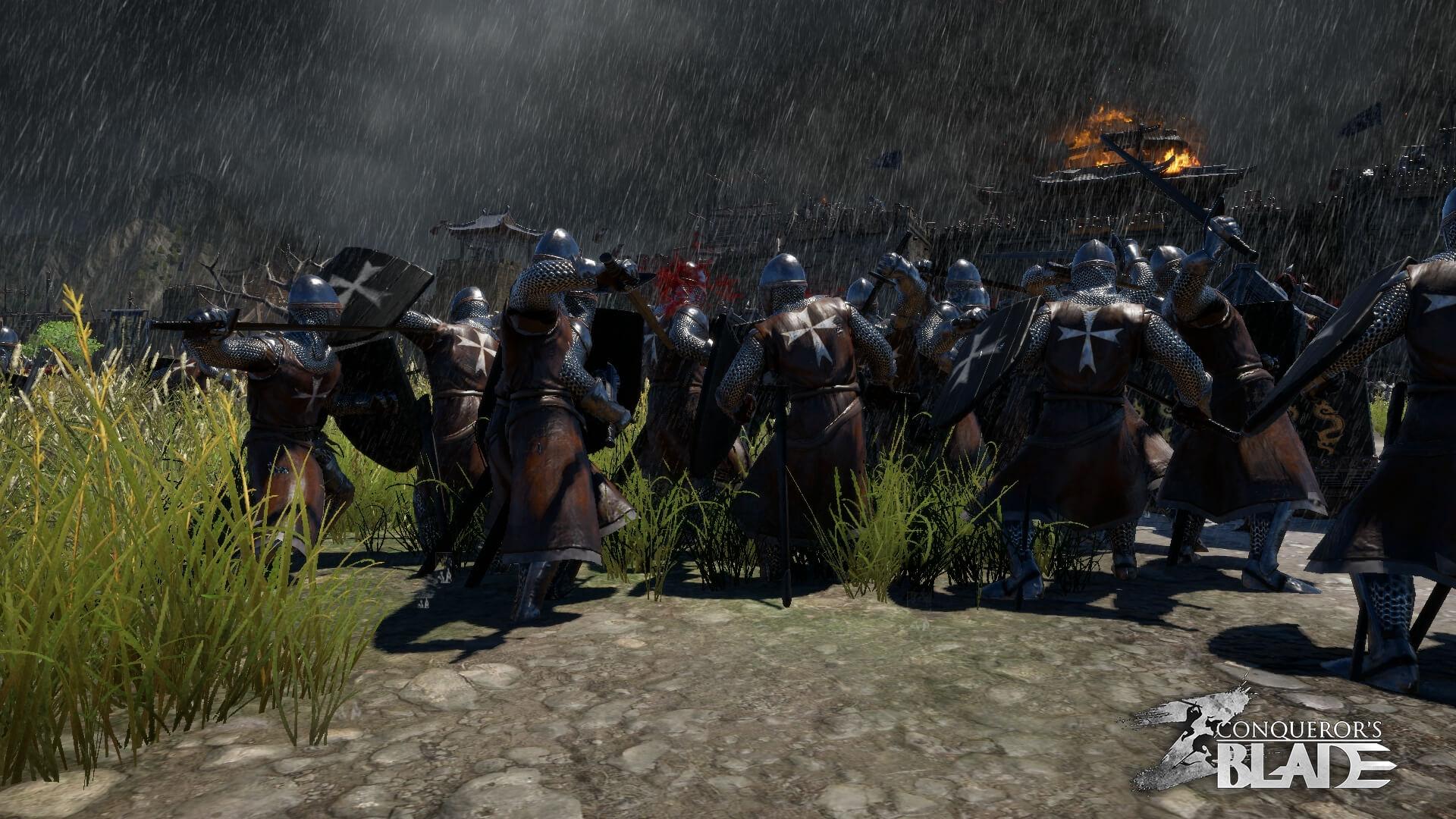 Conquerors Blade beta 03