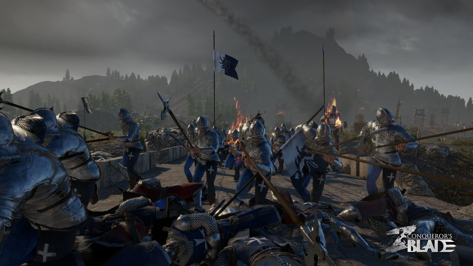 Conquerors Blade beta 04
