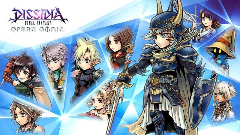 สิ้นสุดการอคอย Dissidia Final Fantasy เวอร์ชั่น ENG ลงสโตร์แล้ว