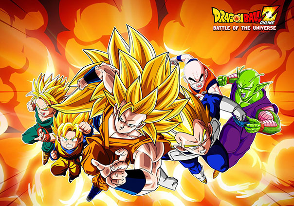Dragon Ball Z X Keepers 01