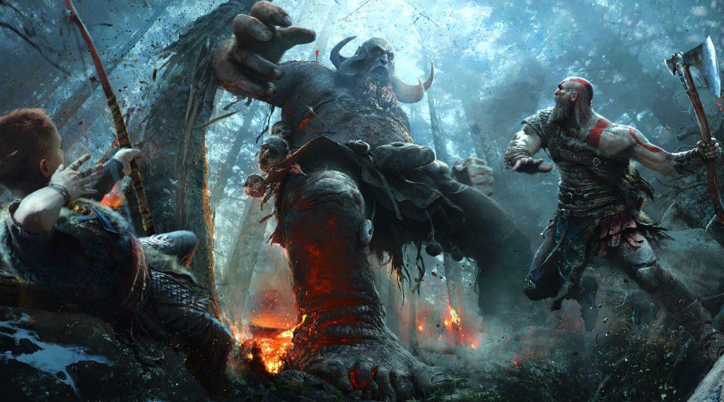 God of War release 04