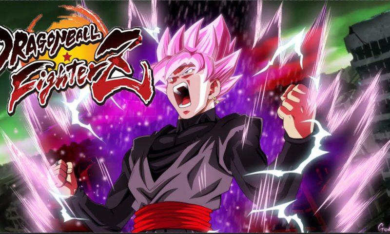 Dragon Ball Fighterz อวดสกิลเทพ Goku Black ปะทะ เบจิต้าผมฟ้า