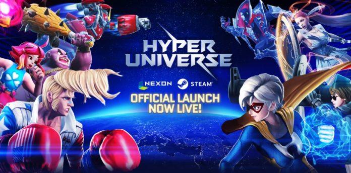 Hyper Universe official