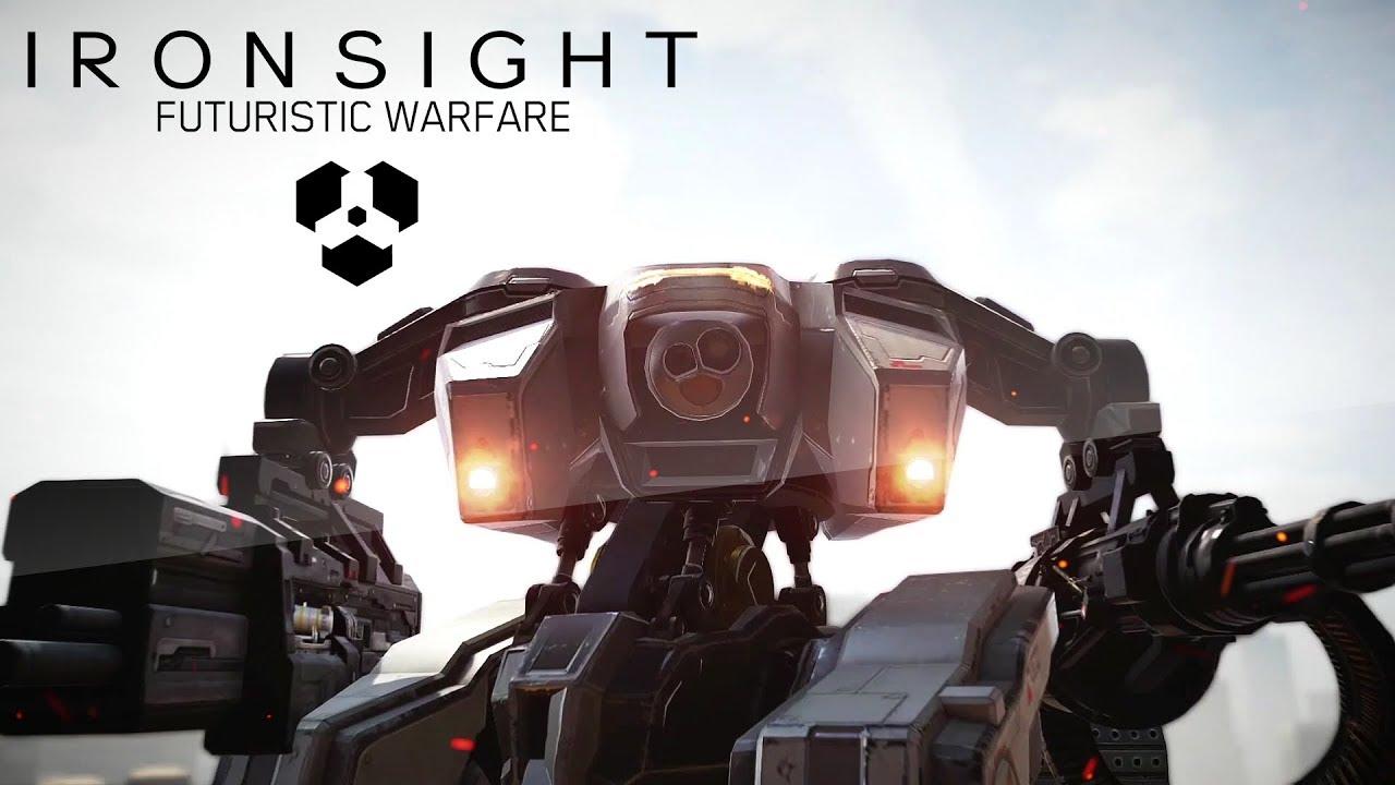 Ironsight obt 05
