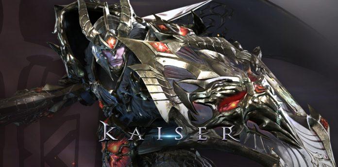 พาส่องเกมเพลย์ Kaiser เกม MMORPG เบอร์แรงจากรอบ CBT