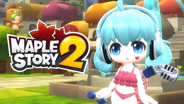 พบข้อมูล MapleStory 2 เซิร์ฟอินเตอร์ อาจได้เล่นปีนี้