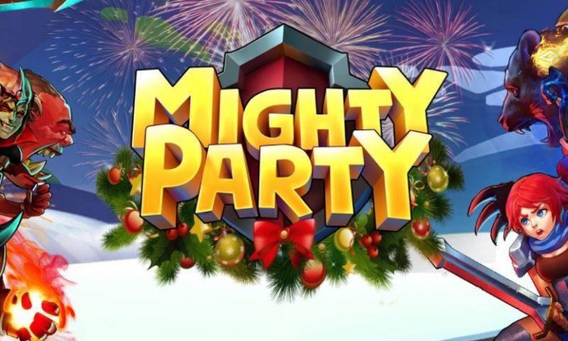 Mighty Party แนวทางการเล่น Trixy สาวแวมไพร์