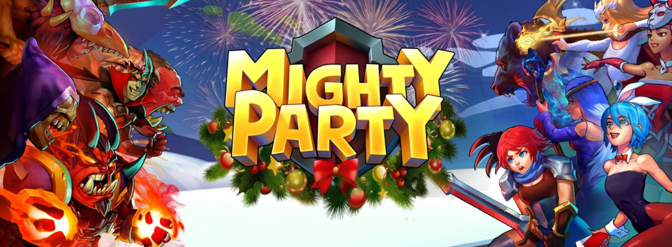Mighty Party18118 0