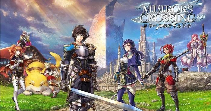 เกมแฟนตาซี RPG สุดเมะ Mirror Crossing เปิดโหลดแล้วจ้า