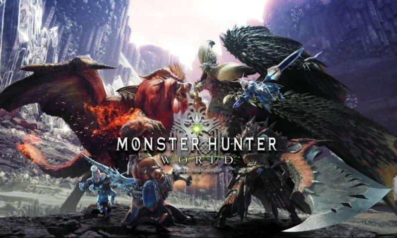 อวดกราฟิก Monster Hunter World เวอร์ชั่น PC แรงกว่า PS4 Pro