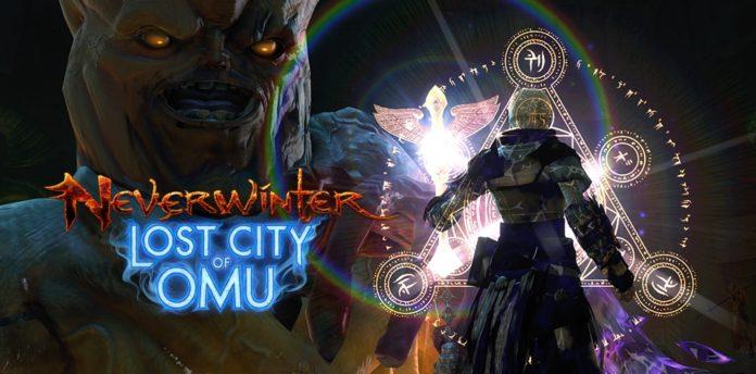เกม MMORPG สายฟรี Neverwinter อัพภาคเสริมใหม่ Lost City of Omu