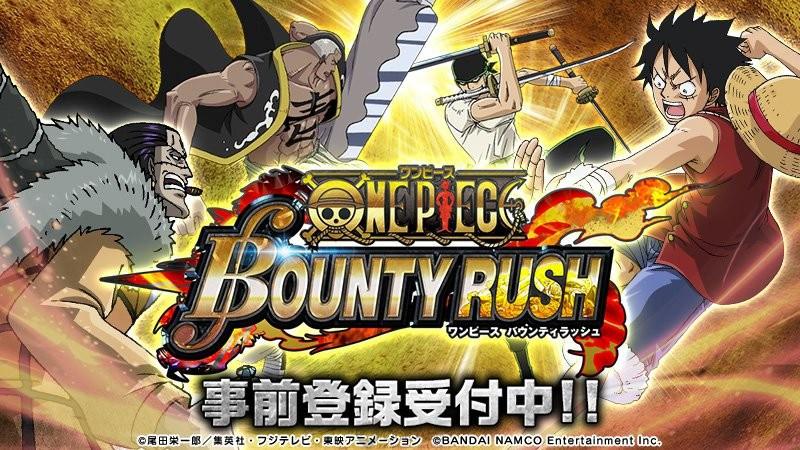 อาจมาไวกว่าที่คิด One Piece: Bounty Rush เปิดลงทะเบียนล่วงหน้าวันนี้