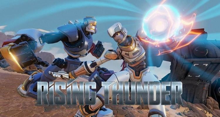 รีวิว Rising Thunder Online ศึกหุ่นเหล็ก Free Edition
