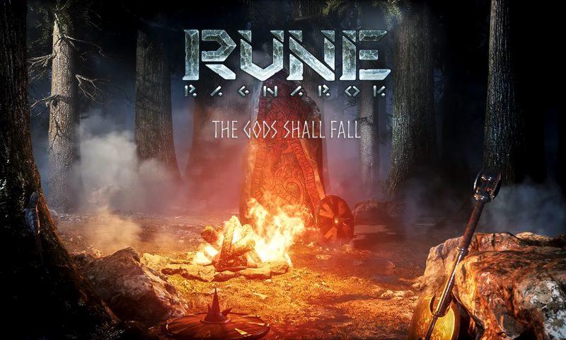 Rune: Ragnarok เผยตัวอย่างแรกของเกมจากรอบ Pre-Alpha