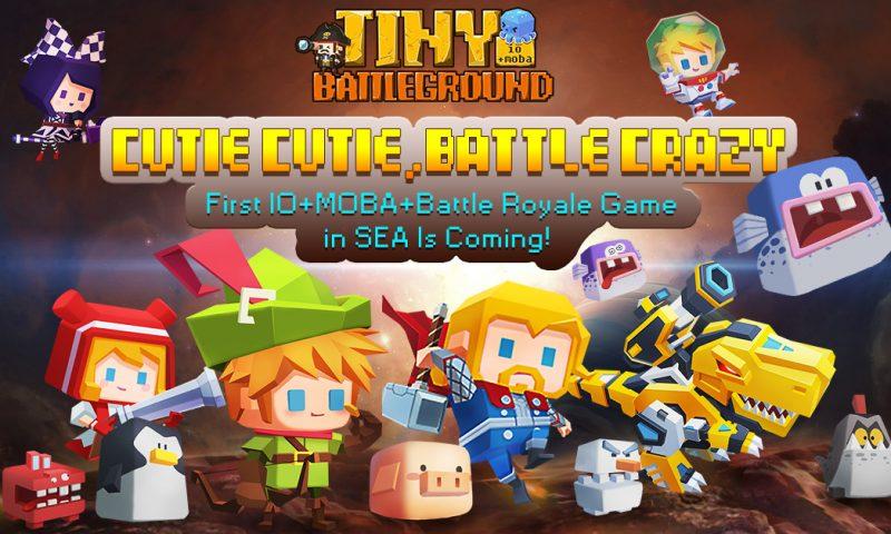 Tiny Battleground นักรบพันธุ์จิ๋ว ลุยเปิดให้ลงทะเบียนล่วงหน้าแล้ว