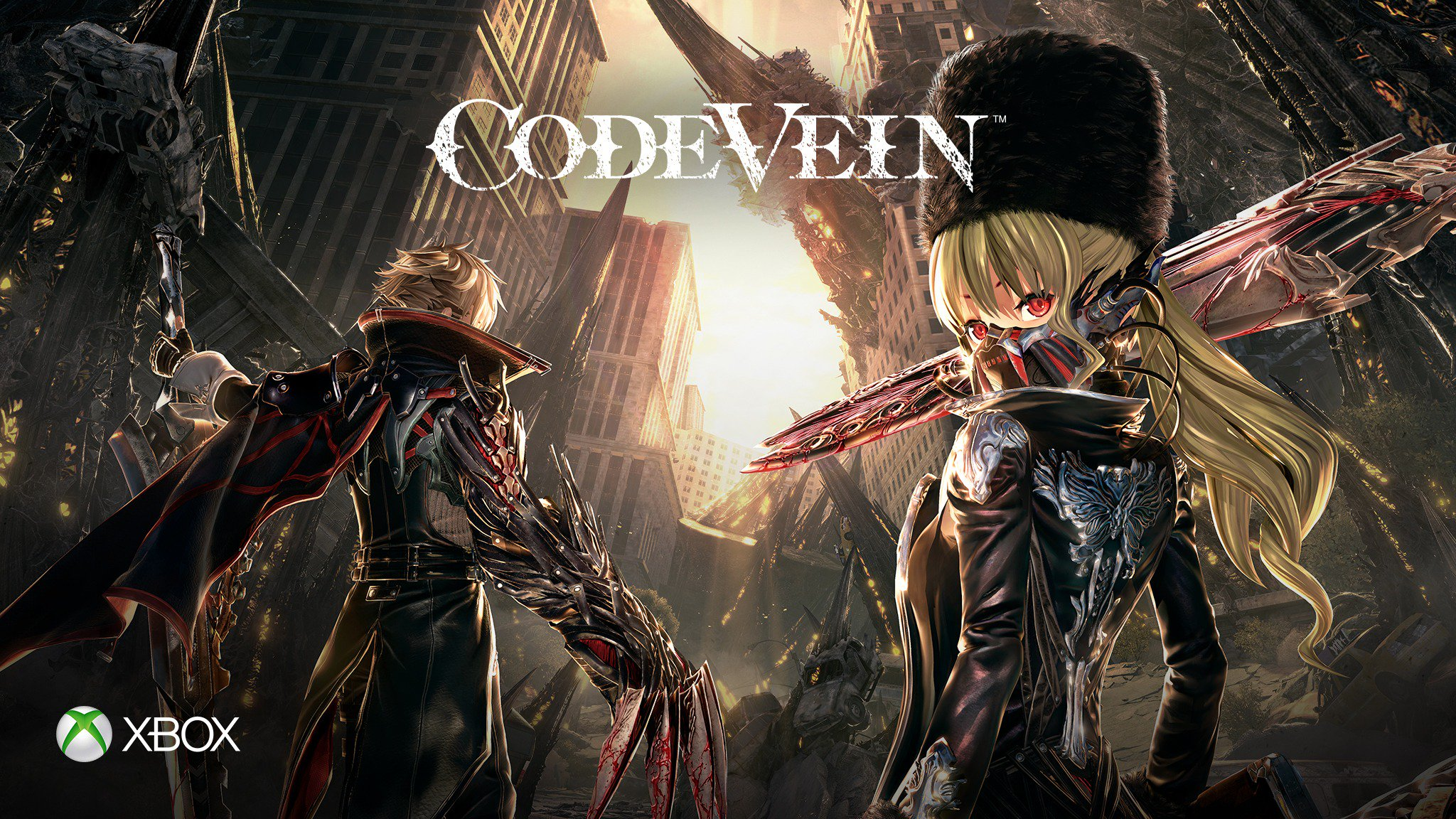 code vein artwork 001