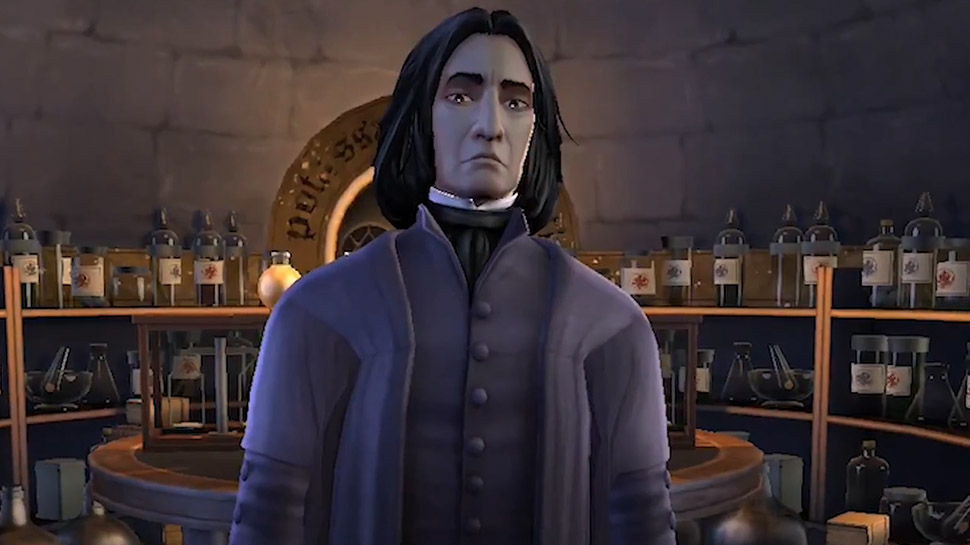 harry potter the hogwarts mystery 00