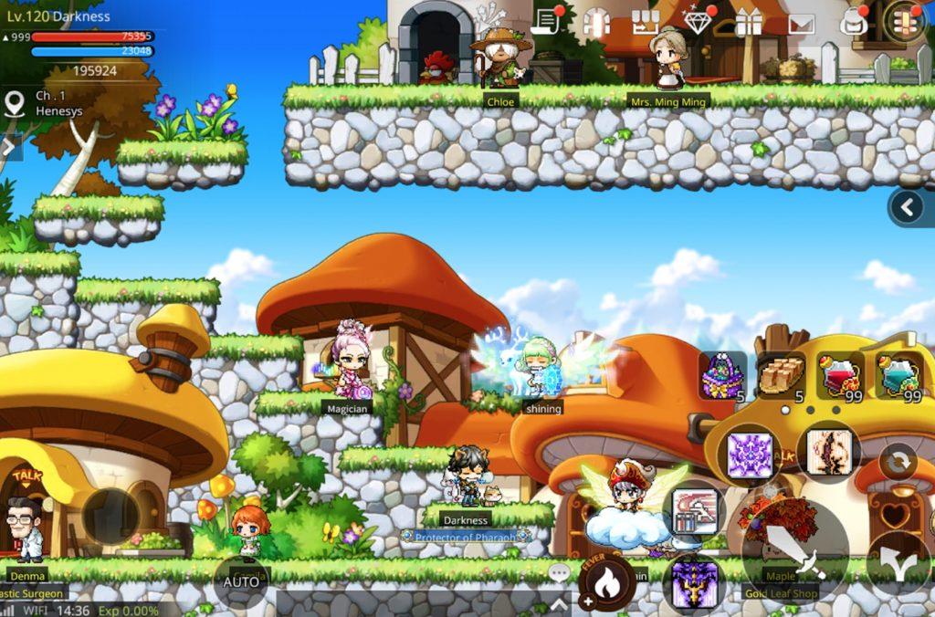 mapleM global beta 02