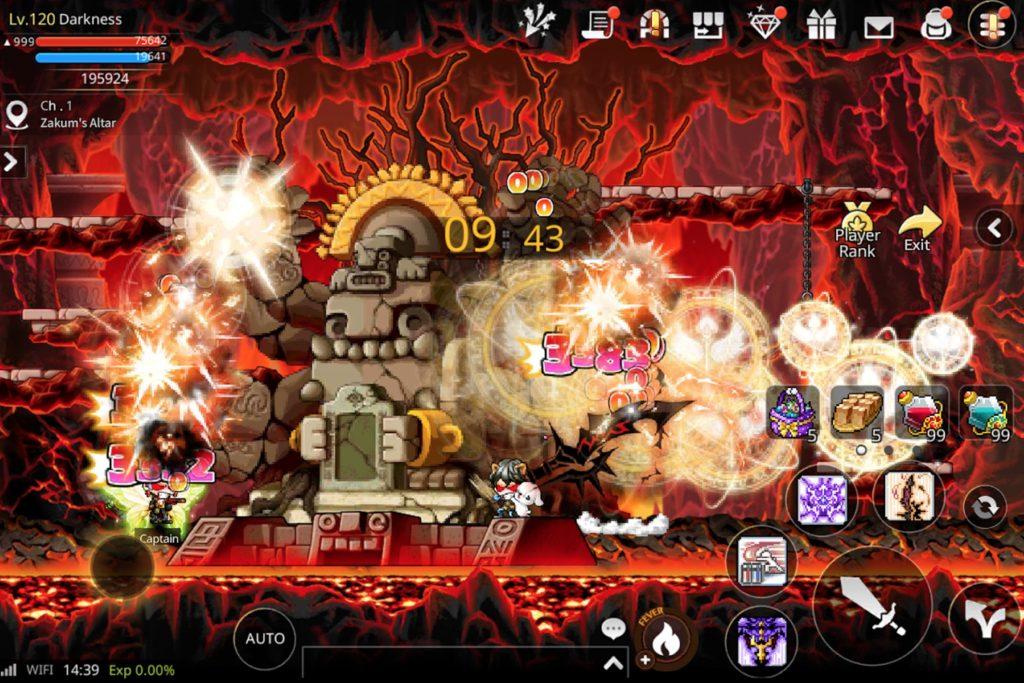 mapleM global beta 03