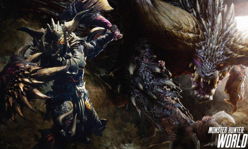 ดูกันให้หนำ 3 คลิป TVCM ใหม่จาก Monster Hunter: World