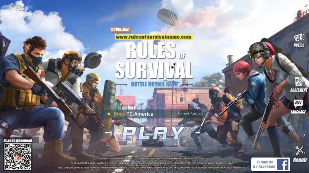 rules of survival pc game 01