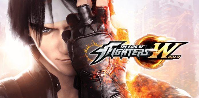 เตรียมไฝว้ The King of Fighters World พร้อมให้มันส์บนสโตร์จีน 18 ม.ค. นี้
