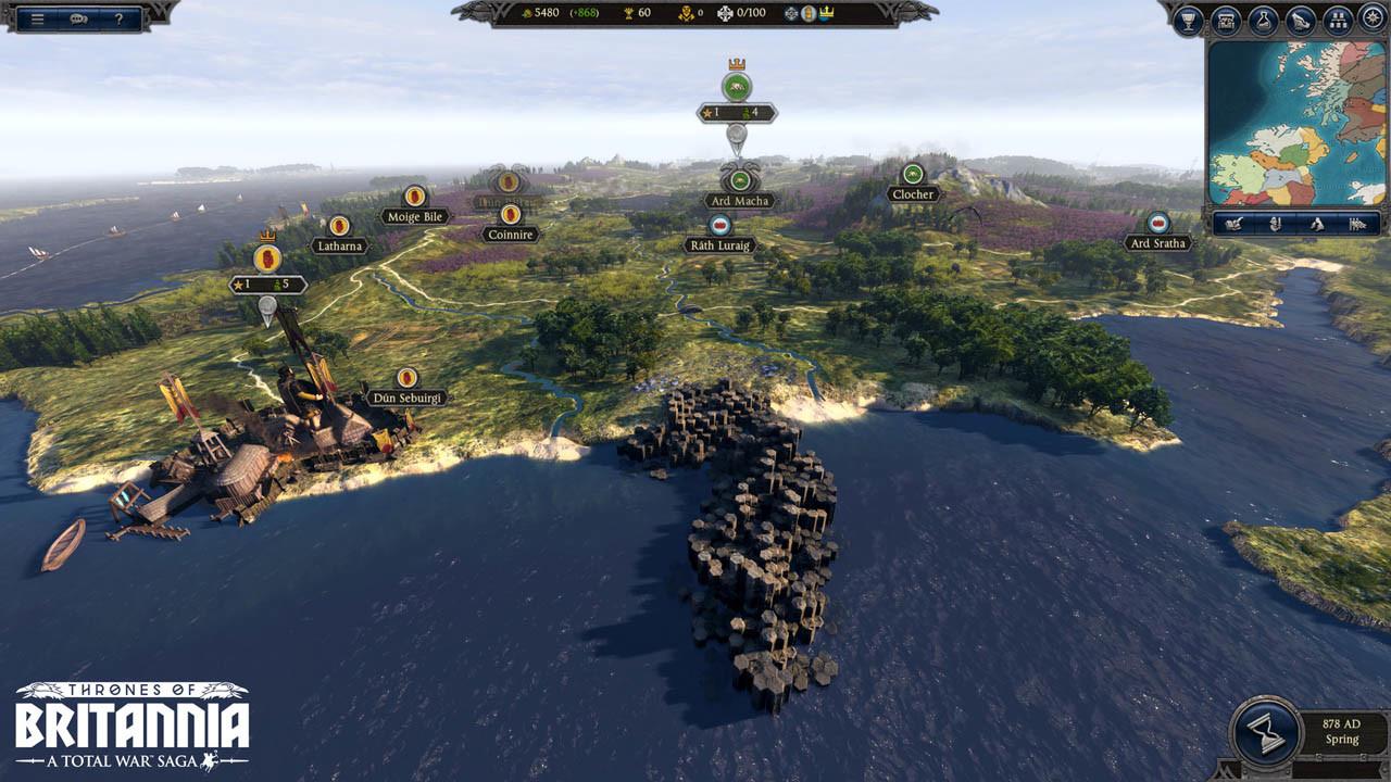 A Total War Saga Thrones of Britannia 03