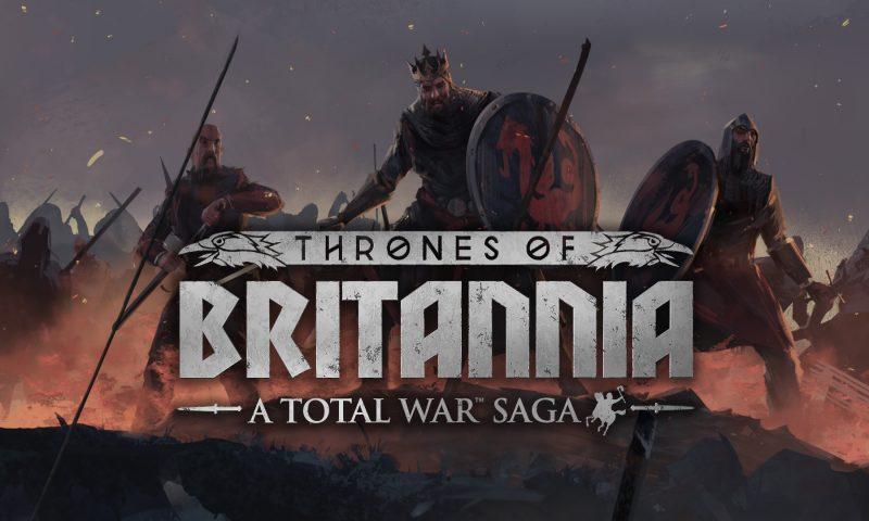 Thrones of Britannia ภาคใหม่ Total War ลง Steam เมษายนนี้