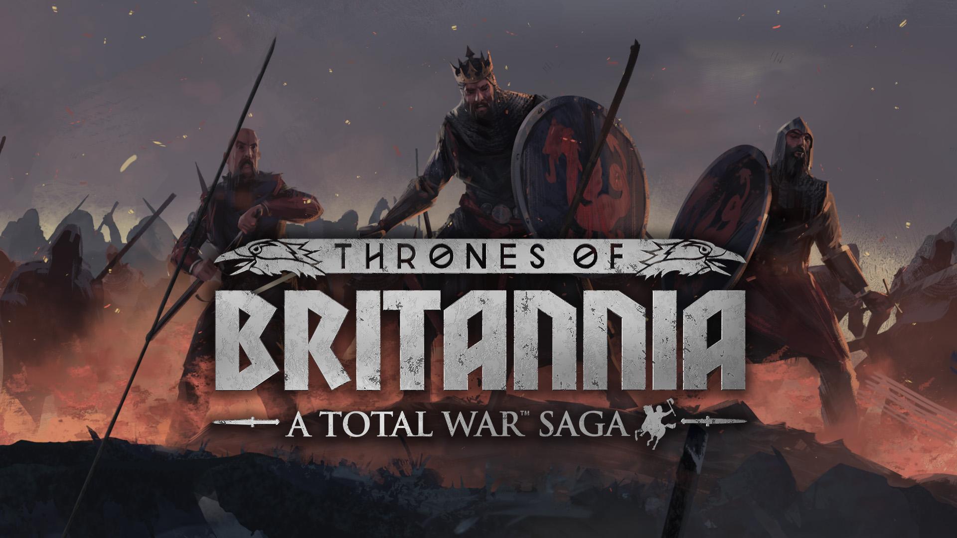 A Total War Saga Thrones of Britannia