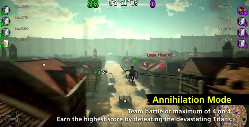 AoT2 Online Highlight 03