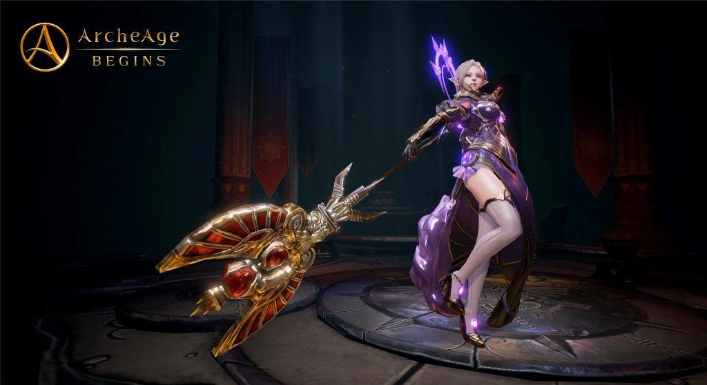 ArcheAge Begins update 0215 04