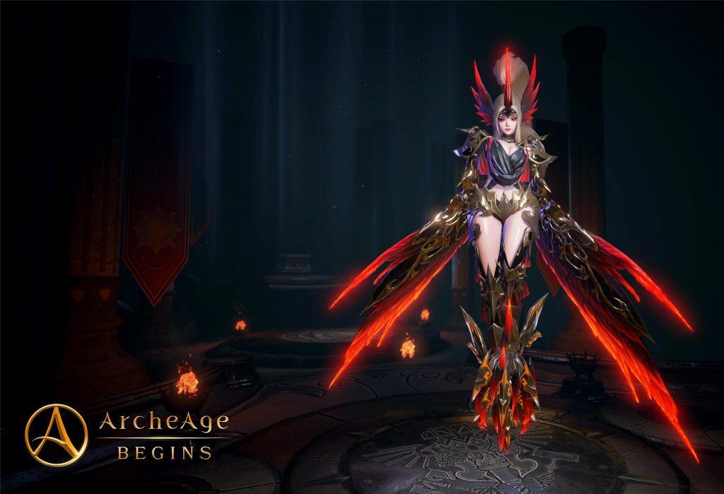 ArcheAge Begins update 0215 05