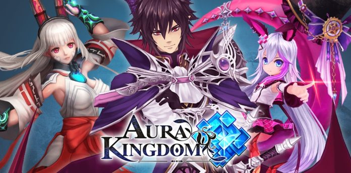Aura Kingdom Mobile ประเดิมลงเซิร์ฟ SEA ที่แรกต้นเดือนมีนาคม