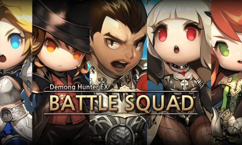 Battle Squad เกมแอคชั่นภาคต่อ Demong Hunter ลงสโตร์ไทย 7 ก.พ.