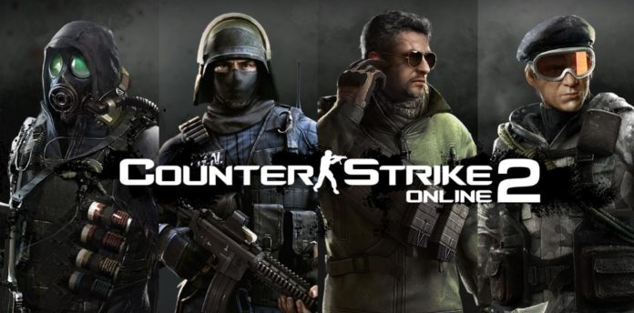 Counter Strike Online 2 cover