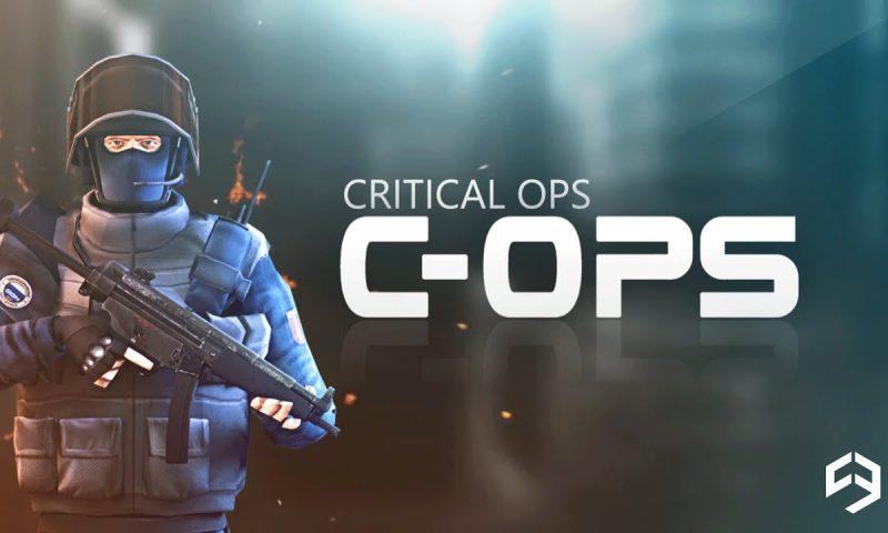Critical Ops เกมมือถือคล้าย CS ฮิตมากบน iOS