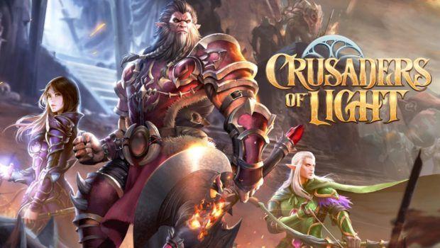 Crusaders of Light เวอร์ชั่น Steam มาแล้ว เริ่มลุยเดือนมีนาคม