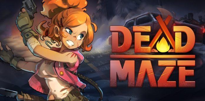 เปิดแล้ว Dead Maze เกมฝ่านรกซอมบี้ MMO ลายเส้นคอมมิคสุดอาร์ต