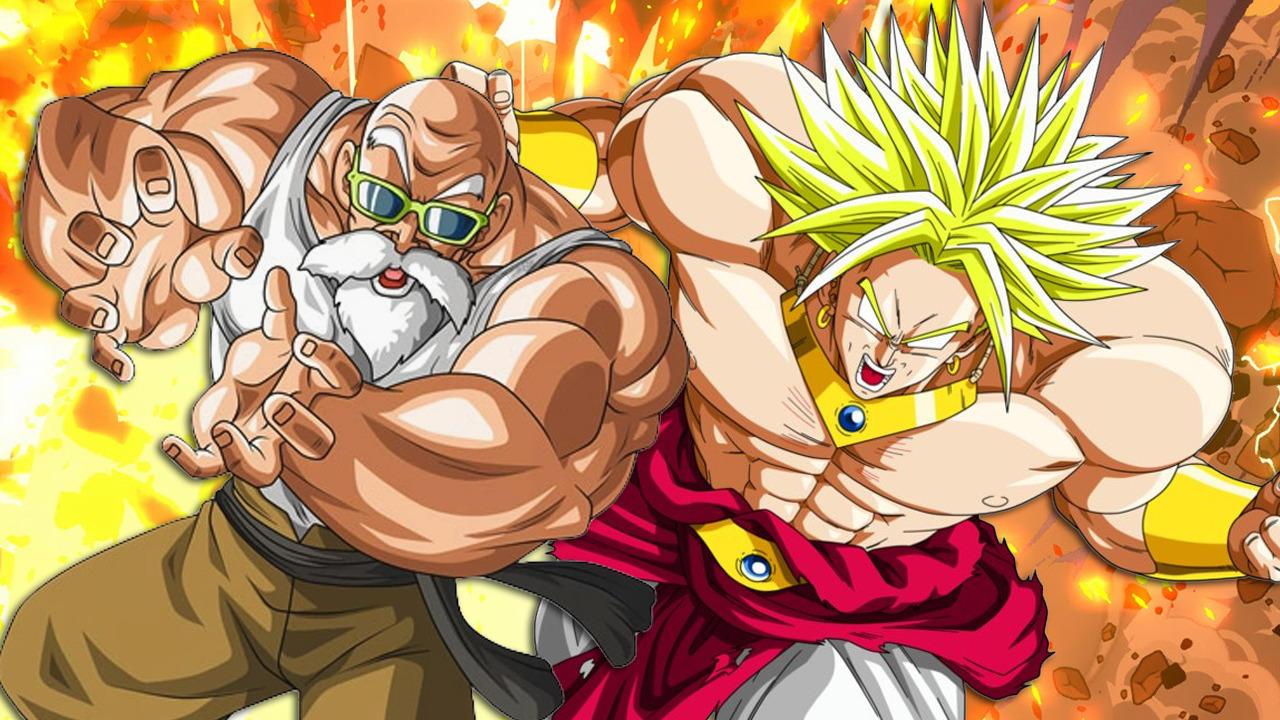 Dragon Ball FighterZ Broly DLC Bardock DLC 03